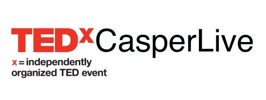 TEDxCasperLiveLogo
