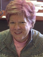 Dr. Tammie Bertleson goes purple for United Way.