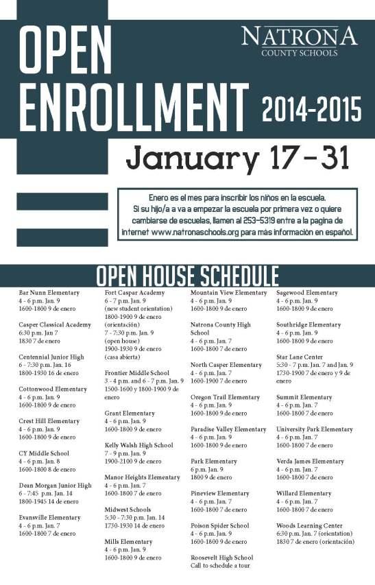 Enrollment Poster V3
