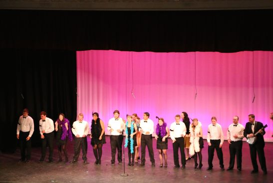 """Follies Lives!"" NCHS Students Honor Tradition!"