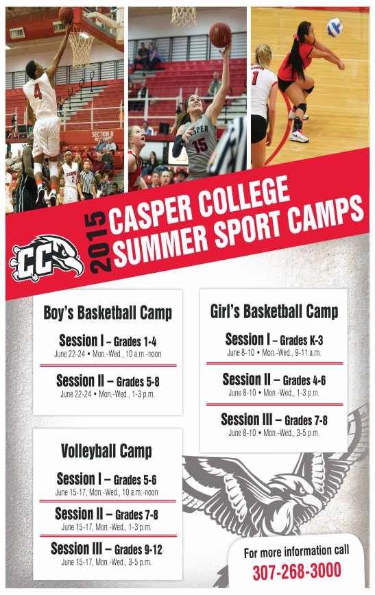 Athletics Camps_Flyer15