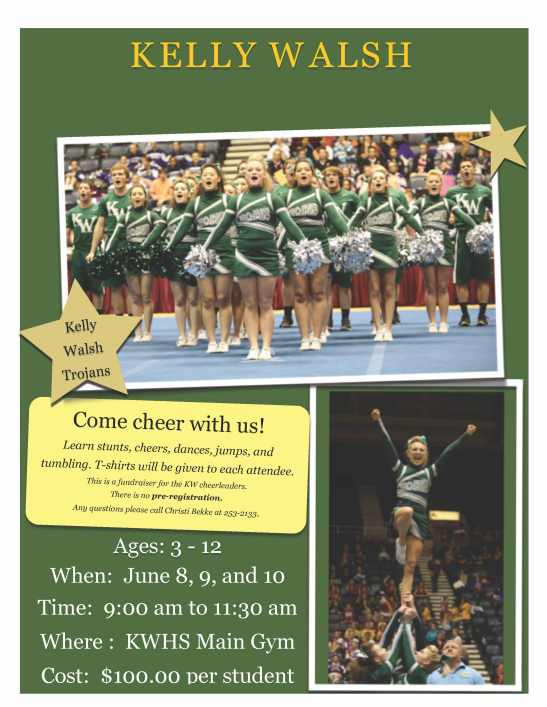 Cheer Camp 2